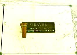 Ivan Wade Weaver (1939-2012) - Find A Grave Memorial