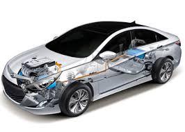 hyundai sonata 2015 exterior. 2015 hyundai sonata hybrid advanced battery technology hev starter generator improved fuel economy exterior