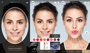 loreal makeup genius l oreal makeupgenius app ageist beauty try before you with the l oreal makeup