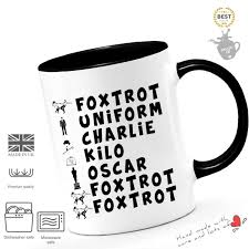 The international phonetic alphabet started out as an attempt to help navigate these murky spelling waters, and became a project with global scope. Leaving Mug Ideas Police Phonetic Alphabet Joke Funny Mugs For Work Colleagues