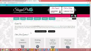 Part E Technical Support Comparison Of Godaddy Com Shoppepro Com Merchantmom Com