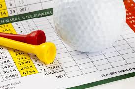 Golf Slope Conversion Chart What Is A Course Handicap In Golf