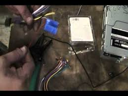 how to wire aftermarket car stereo gm example youtube scosche ford wiring harness Scosche Ford Wiring Harness #36