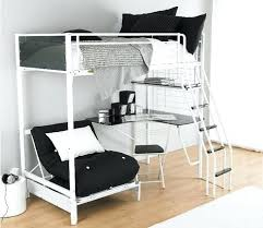 desk girls loft bed with desk functional teen room furniture ideas metal bunk bed and