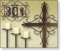 Wrought Iron Home Decor Accents Wrought Iron Accessories 2
