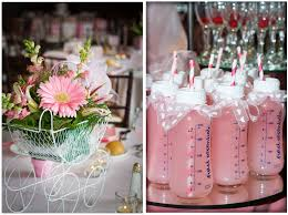 Baby Girl Shower Ideas On A Budget  Bachelorette Parties Baby Punch For Girl Baby Shower