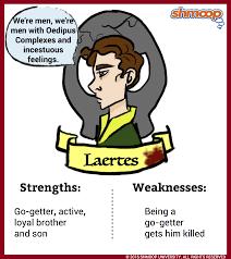 Laertes In Hamlet Shmoop