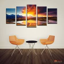 2016 new stytle 5 pcs no frame colorful clouds landscape print painting on canvas wall art home decor living room canvas print painting on cheap canvas wall art prints with 2016 new stytle 5 pcs no frame colorful clouds landscape print