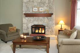 image of small fireplace mantel shelf