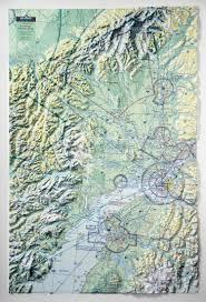 Resurrection Bay Chart Anchorage Alaska Range 3d Aerochart Summit Maps