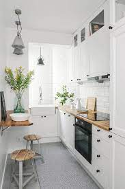 Top 10 Amazing Kitchen Ideas For Small Spaces Kitchen Remodel Small Kitchen Design Small Galley Kitchen Design