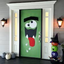 halloween door decorating ideas for teachers. Halloween Door Decorations Monster Ideas School . Decorating For Teachers A