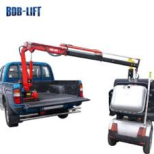 Hitch Mounted Crane, Hitch Mounted Crane Suppliers and Manufacturers ...
