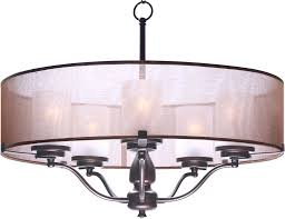 maxim lucid oil rubbed bronze drum lighting pendant loading zoom chandelier shades max