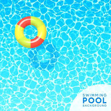 pool water with float. Floating Pool Toy Download Clear Blue Swimming Water Background With Stock Vector . Float
