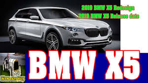 bmw new car release2019 BMW X5 Redesign  2019 BMW X5 Release date  New cars buy