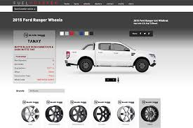 Ford Ranger Wheel Bolt Pattern Simple How To Choose The Right Aftermarket Wheels For Your 488x488