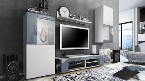 Lighted Entertainment Center Decorating Led Lighted Wall Units Living Room High Gloss Set