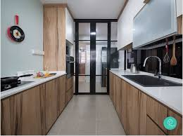 4-room HDB Punggol. Interior Designer: Lux Design