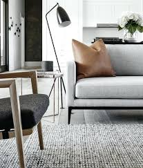rug for grey couch living room ideas with red sofa rug for grey couch