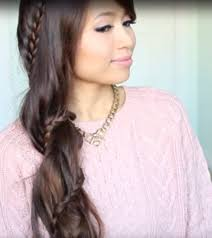 Long Hair Style For Thin Hair 75 easy braided hairstyles cool braid how tos & ideas 2904 by wearticles.com