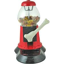 Dog Treat Vending Machine Fascinating Amazon The Yuppy Puppy Treat Machine Dog Gumball Machine