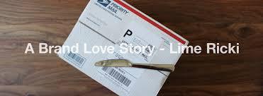 A Brand Love Story Lime Ricki Garrett Gee