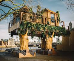 Tree House Architecture Best Treehouses Amazing Tree House Vacations