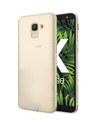 Защитный чехол силиконовый Samsung Galaxy J6 (2018) X ...