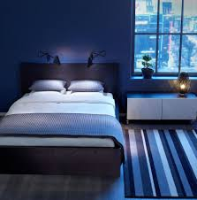 Modern Blue Bedroom Bedroom Contemporary Kids Bedroom Decorated With Blue Bedroom