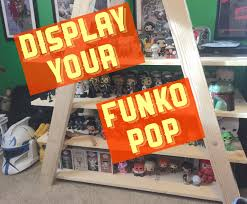 funko pop display idea diy