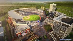 Atlanta Braves Stadium Design Suntrust Park Eastern Corporation