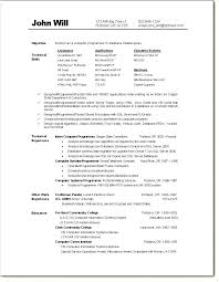 Programmer Resume Example Computer Programming Resumes Application ...
