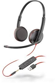 avaya headset solutions plantronics blackwire 3200 series