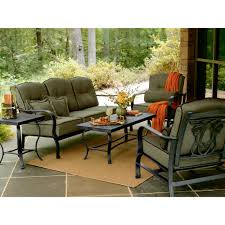 Hadley 5 Pc Patio Seating Set Live Outdoors with Cool Ideas at Sears