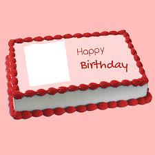 Online Photo Cake Generator With Custom Text Free