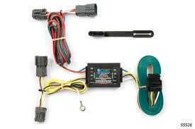 55528_trailer_wiring_kit hyundai tucson 2005 2009 wiring kit harness curt mfg 55528 2008 on 2005 hyundai tuscon wiring harness
