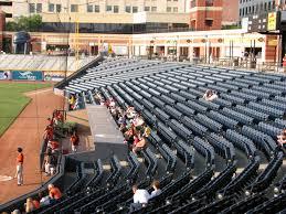 Akron Aeros Seating Chart Akron Aeros May 20 The Ballpark Guide