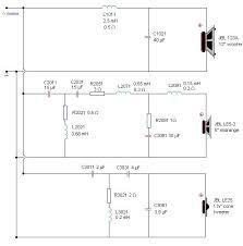 crossover help for jbl le14a, le20, le5 2 audiokarma home audio Le5 Wiring Diagram Le5 Wiring Diagram #65 LE5 Underdrive Pulley