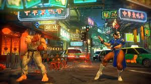 street fighter 5 world reveal gameplay playstation 4 pc