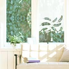 Fensterfolie Sichtschutz Bad Obi