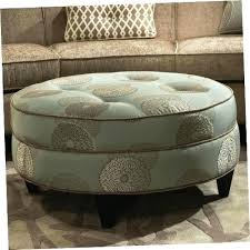 tufted fabric ottoman coffee table catchy round fabric ottoman coffee table with impressive on round fabric