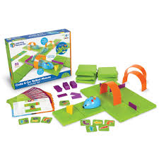 Baby Play Mat Light Up Learning Resources Code Go Robot Mouse Activity Set 83 Pieces Ages 4