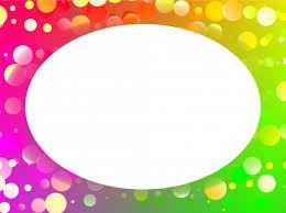 Rainbow Circle Border Free Stock Photo Public Domain Pictures
