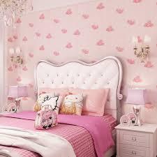Kids Bedroom Wallpapers Popular 3d Wallpaper Kids Girl Room Buy Cheap 3d Wallpaper Kids