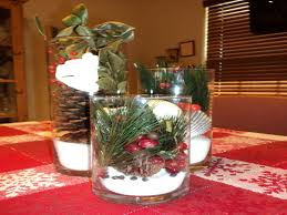 Kitchen Table Christmas Centerpieces Dining Table Decor For Christmas Holiday Table Setting Ideas
