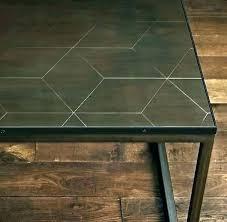 restoration hardware flatiron dining table end round t