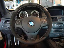 Coupe Series bmw m performance steering wheel : BMW Performance Steering Wheel for E82 E90 E92 135i M3 335i - Wow ...