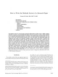 Before going into the strategies of data collection and analysis, a set of hypotheses were developed. Kansas Latest Research Methodology Sample Paper Methodology Sample In Research Chapter 3 Research Methodology Data Collection Method And Research Tools As Such Reviewers Will Always Question The Credibility Of Your Study