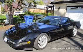 Marathon Pundit: (Photo) 1994 Chevy Corvette